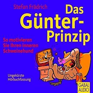 Das Günter-Prinzip Hörbuch
