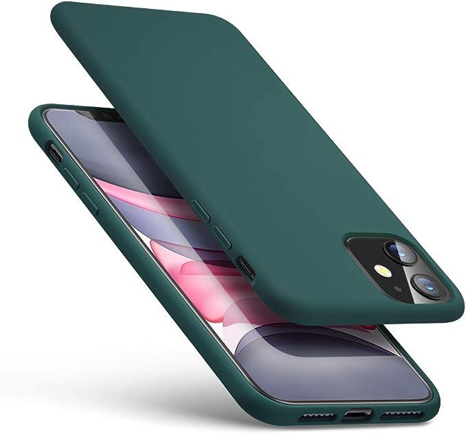 Esr Silkon Hülle Kompatibel Mit Iphone 11 Samtig Weiche Elektronik