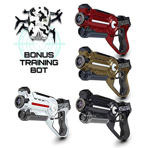 Laser Tag Gun Gaming Set