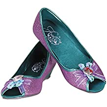 Ariel Disney Princess The Little Mermaid Prestige Shoes, 11/12 Medium