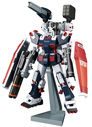 Bandai Hobby HGTB Full Armor Gundam ver Thunderbolt Anime Color Gundam Thunderbolt Building Kit (1/144 Scale)