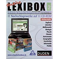 Lexibox 2. 11 CD-ROMs für Windows 98SE/MacOS/Linux