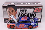 Lionel Racing Joey Logano #22 AAA Insurance 2017 Ford Fusion 1:24 Scale ARC HOTO Official Diecast of the Monster Energy NASCAR Cup Series