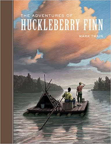 the plot and setting analysis of mark twains novel adventures of huck finn Discuss the importance of setting in huck finn a lot of importance in the book when mark twain was a be the adventures of huck finn.