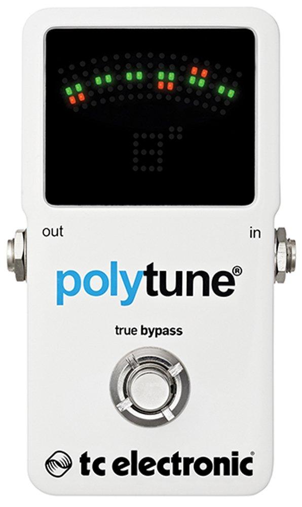 TC Electronic Polytune Pedal Tuner Image 1