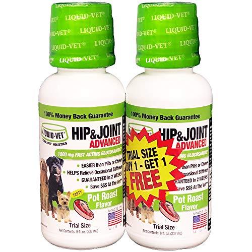 K9 Hip & Joint Advanced Formula, Pot Roast Flavor, 8 oz BOGO Trial Pack ()