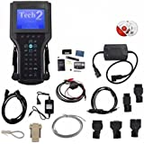 HaoYiShang GM Tech 2 Diagnostic Scanner with Candi/tis2000/32m Card Complete Kit (1991-2013GM)