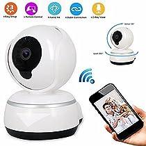 Wireless WIFI HD720P Record Camera Video Surveillance Security Network Baby Moni