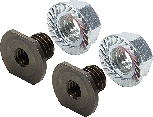 Threaded Nut Insert Steel 20 Pack Body Bryke Fasteners Racecar bodies IMCA ()