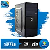 PC Intel Core 2 Duo, 4GB RAM, HD 500GB, Super Oferta Imperdível!!!