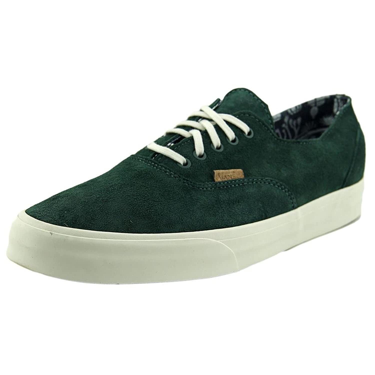 Vans Men Era Decon CA - Pig Suede (green / silver pine) free shipping