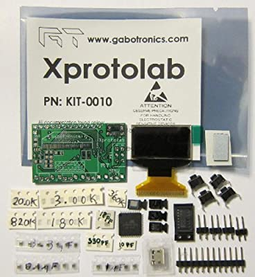 Kit to build Gabotronics Xprotolab