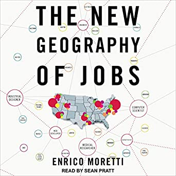 Amazon com: The New Geography of Jobs (Audible Audio Edition