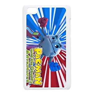 iPod Touch 4 Case White PAC MAN and the Ghostly Adventures VIU921218