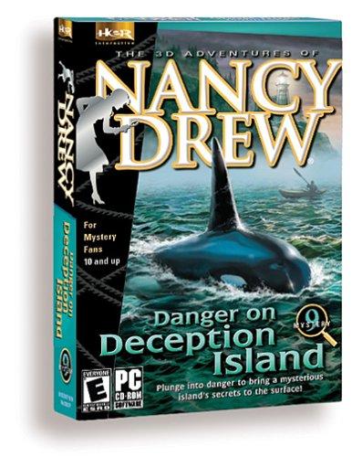 Nancy Drew Danger On Deception Island - Nancy Drew: Danger on Deception Island - PC
