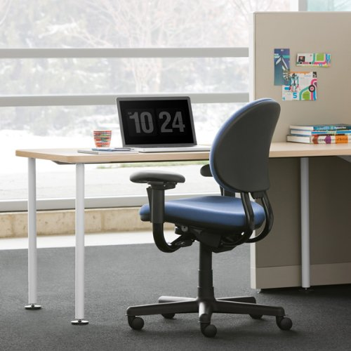 Steelcase Criterion Chair In Fabric Workpro Chair House