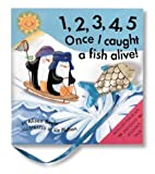 1, 2, 3, 4, 5 Once I Caught a Fish Alive!, Alison Boyle, 1862331162