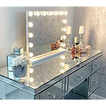 Amazon Com Hansong Large Vanity Makeup Mirror With