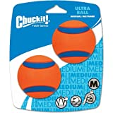 Chuckit! Med Ultra Ball 2 Pack