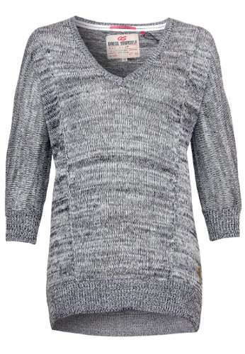 QS by s.Oliver Pullover Grey