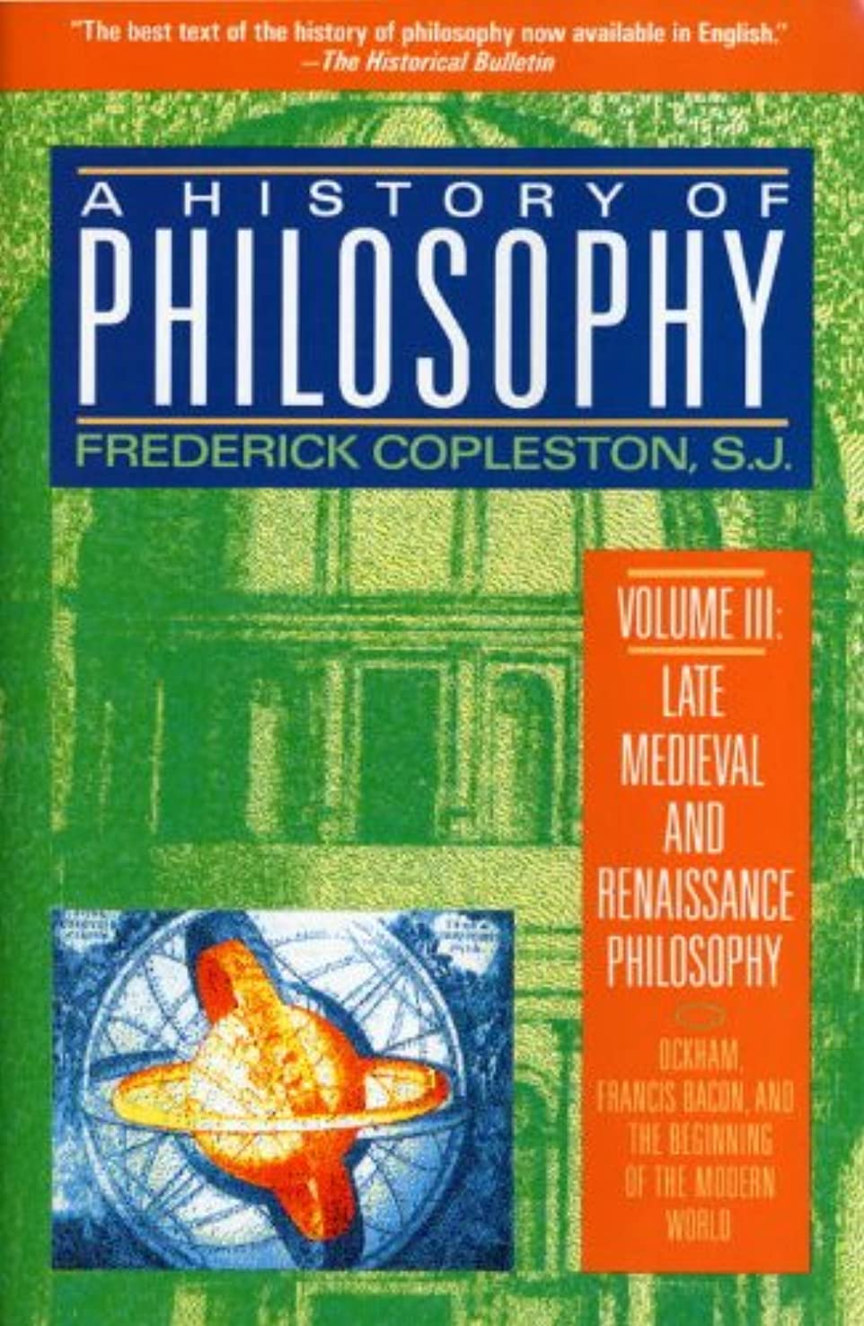 対応待つ絡み合いA History of Philosophy Volume 2 : Medieval Philosophy