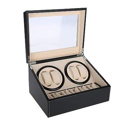 Caja Devanadera De 4 Relojes RelojMire La Automáticos JcTlFK13