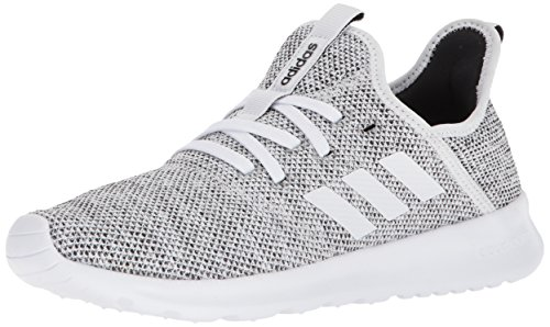 adidas Performance Women's Cloudfoam Pure Running Shoe, White/White/Black, 8.5 M US Classic Performance Cross Trainer