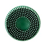 3M Roloc Bristle Disc SB18730, Grade 50, Diameter 2'' - 10 Count