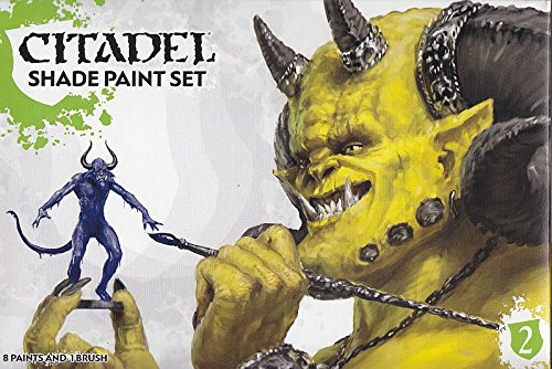 Games Workshop Citadel Shade Paint Set from Games Workshop