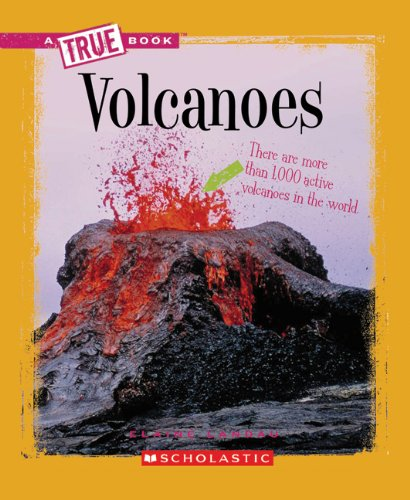 Volcanoes (True Books: Earth Science (Paperback))