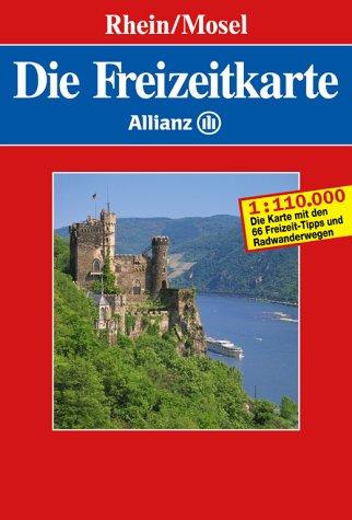 Die Freizeitkarte Allianz, Bl.18, Rhein, Mosel