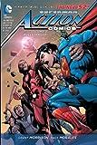 Superman Action Comics Volume 2: Bulletproof HC (The New 52)