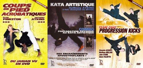 Explosive Kicks 3 DVD Box Set-D by Independance Productions