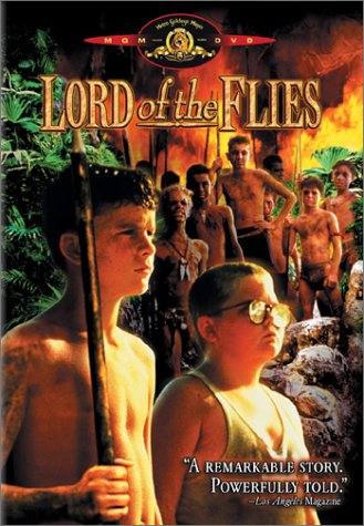 Lord of the Flies B00005O06X Book Cover