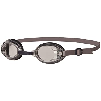 clear sports goggles  Speedo Adult Jet Goggles - Navy/Clear, One Size: Amazon.co.uk ...
