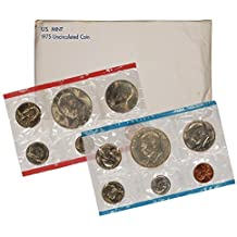 1975 Various Mint Marks P & D United States US Mint 12 coin Set With Bicentennial Commeratives Uncirculated