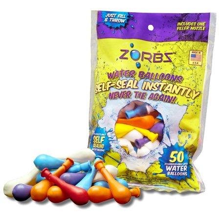 zorbz self sealing water balloons - 7