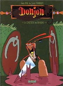 """Afficher """"Donjon Crépuscule n° 1 Le cimetière des Dragons"""""""