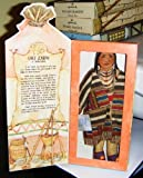 Hallmark Collectible Doll - Chief Joseph, Famous Americans Series 1 by Hallmark
