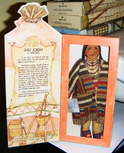 Hallmark Collectible Doll - Chief Joseph, Famous Americans Series 1 by Hallmark