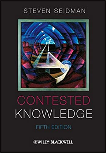 Contested knowledge social theory today steven seidman contested knowledge social theory today steven seidman 9781118227909 amazon books fandeluxe Gallery