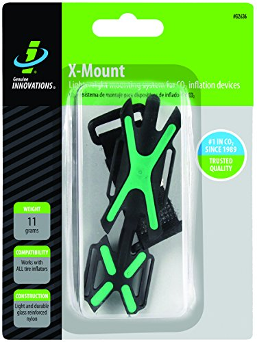 Genuine Innovations G2636 X-Mount CO2 Inflator System
