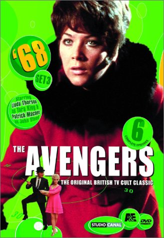 The Avengers '68, Set 3 by A&E Home Video