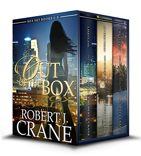 (The Out of the Box Series, Books 1-3: Limitless, In the Wind and Ruthless)