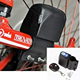 Yiwa Bicycle Anti-Theft Alarm Remote Control