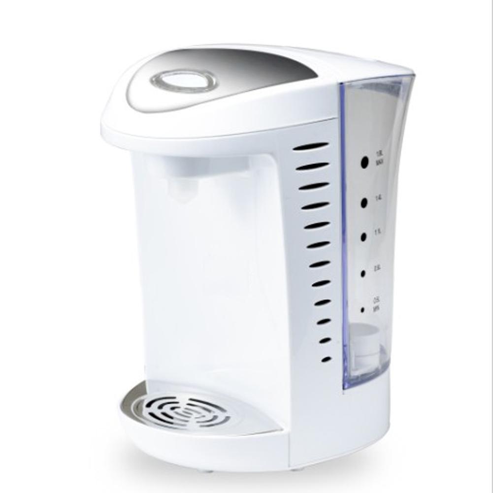 1850-2200W R/éServoir DEau Amovible Filtres /à Eau L@TX Chauffe-Eau Instantan/é white Secondes /éBullition Sans BPA 1,8 Litres