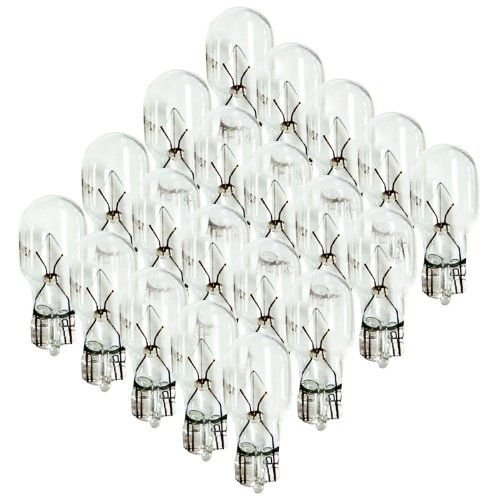 - Ximoon (20pk 4 WATT 12v Low Voltage T5 Wedge Bulbs for Malibu - INTERMATIC