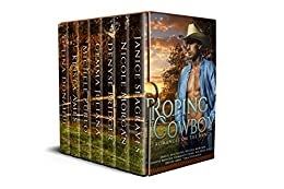 Roping the Cowboy: 7 Romances on the Range by [Janice Seagraves, Nicole Morgan, Gemma Juliana, Michele Zurlo, Krista Ames, Tina Donahue, Denyse Bridger]
