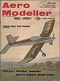 img - for Aero Modeller (incorporating Model Aircraft), vol. 31, no. 365 (June 1966) book / textbook / text book