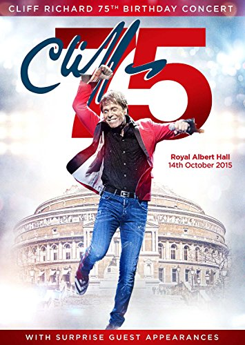 Cliff Richard's 75th Birthday Concert Performed at The Royal Albert Hall ()